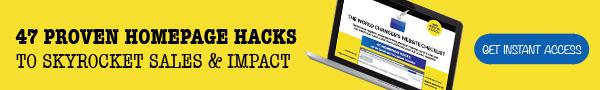 47 Homepage Hacks